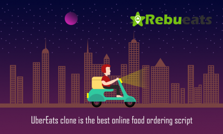RebuEats – UberEats Clone is the best online food ordering script