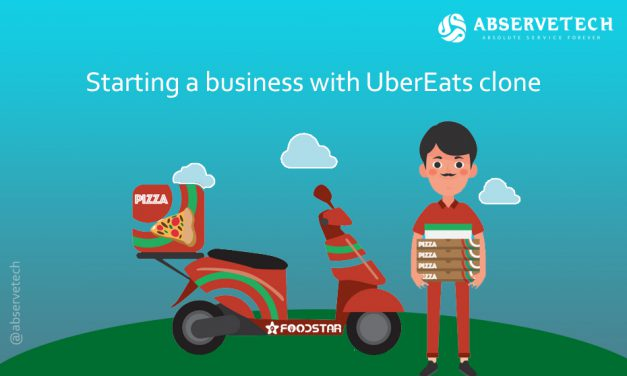 Starting a business with UberEats Clone