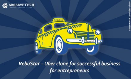 RebuStar – Uber clone for successful business for entrepreneurs
