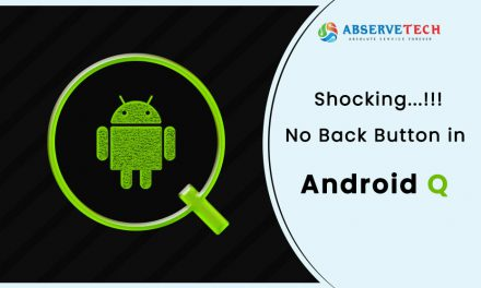 No Back Button in Android Q