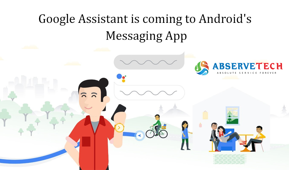 Google Assistant is coming to Android's Messaging App