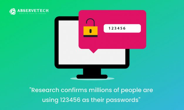 Research confirms millions of people are using 123456 as their passwords
