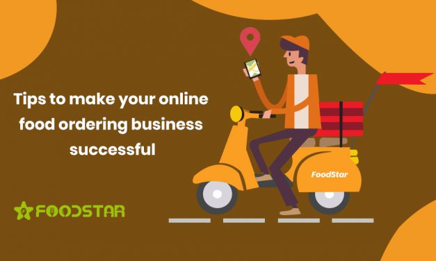 Tips to make your online food ordering and Delivery business successful