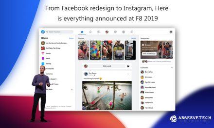 From Facebook redesign to Instagram, here is everything announced at F8 2019
