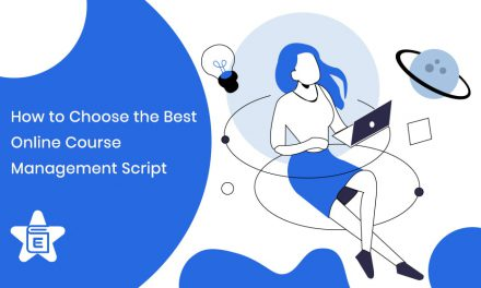 How to choose the Best Online course Management Script