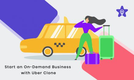 Start an on-demand business with Uber Clone