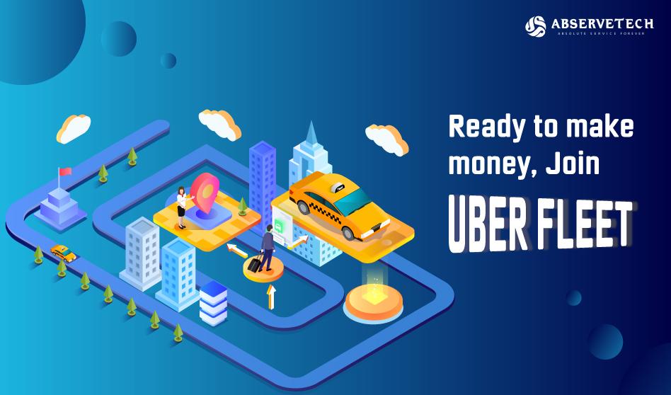 Ready to make money, join Uber fleet
